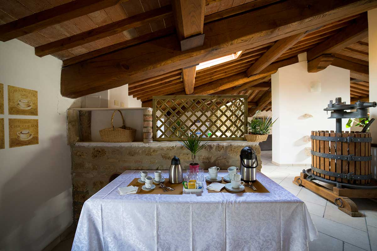 Cooking classes San Gimignano